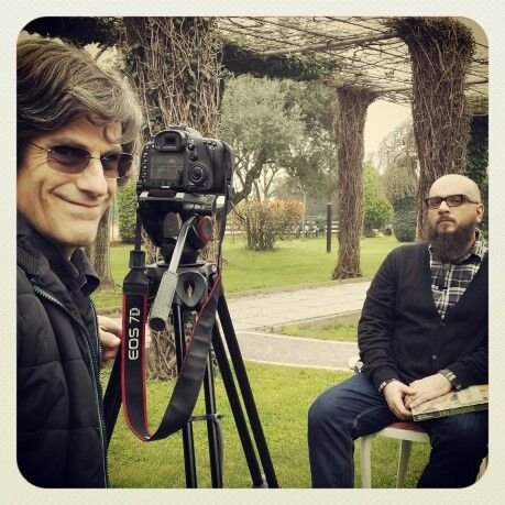 Manuel Marcuccio for Veggie Channel