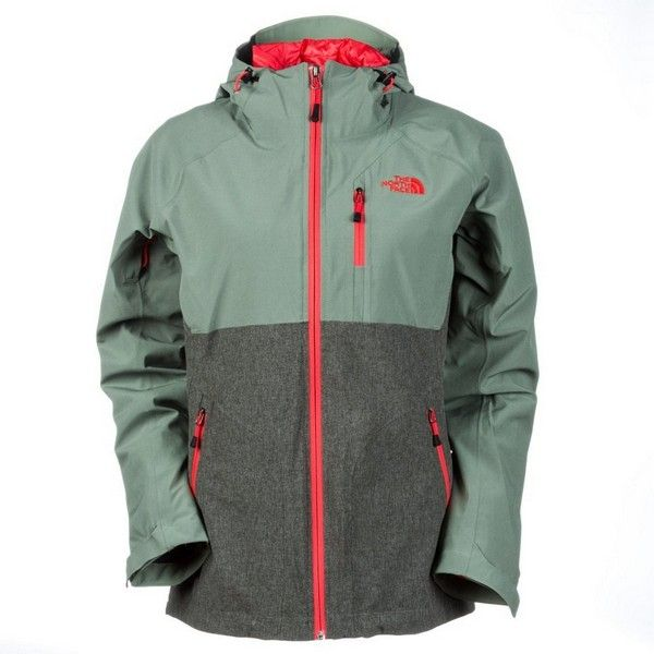 the north face thermoball womens insulated ski jacket