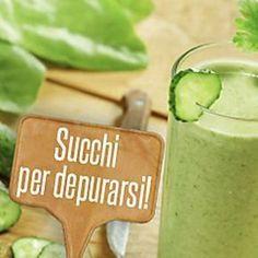 Centrifugati depurativi di stagione: 5 ricette detox per sentirsi puri e leggeri!