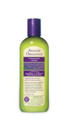 Avalon Organics Botanicals Therapeutic Lavender Facial Toner reviews - Makeupalley