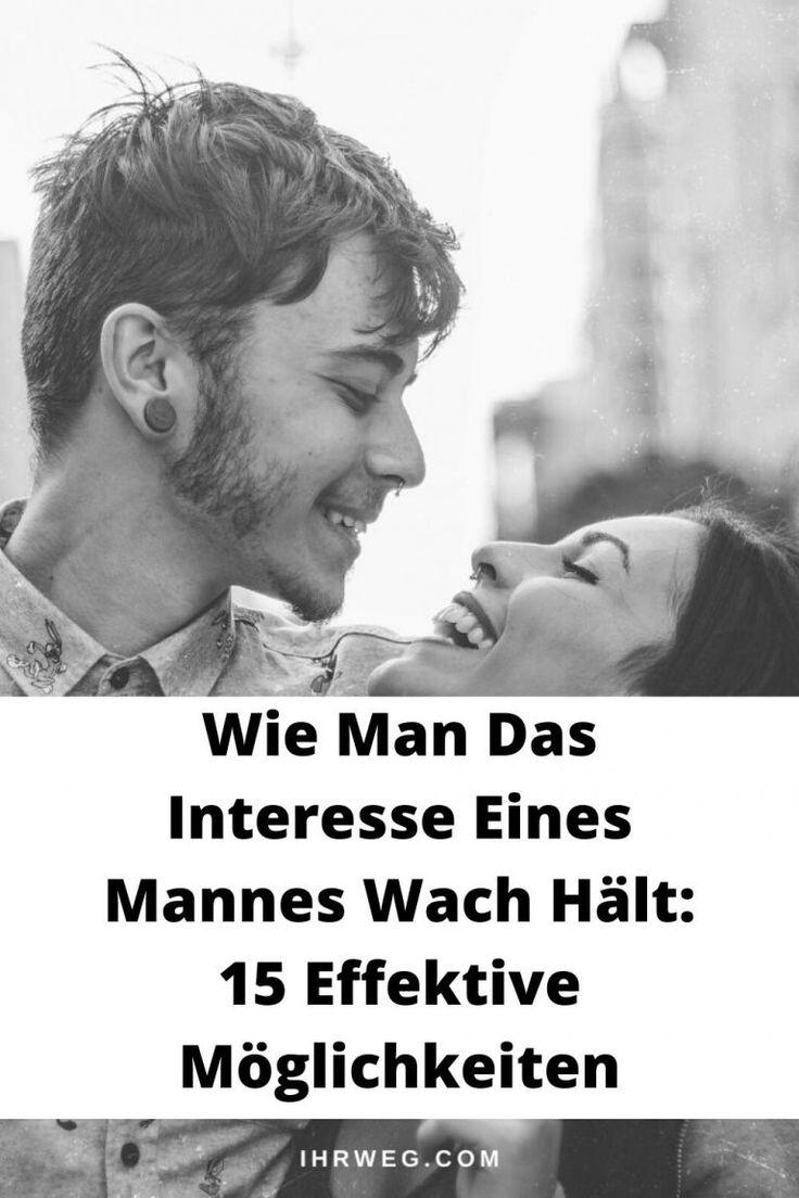 Interesse Eines Mannes