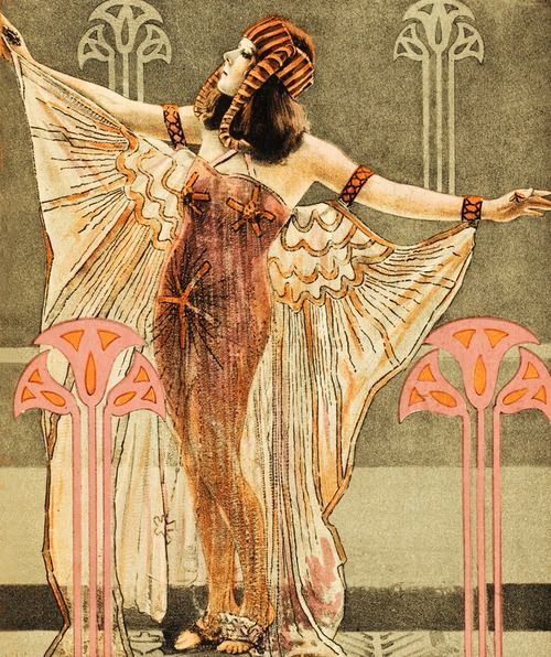 Movie poster for Cleopatra starring Theda Bara (1917)