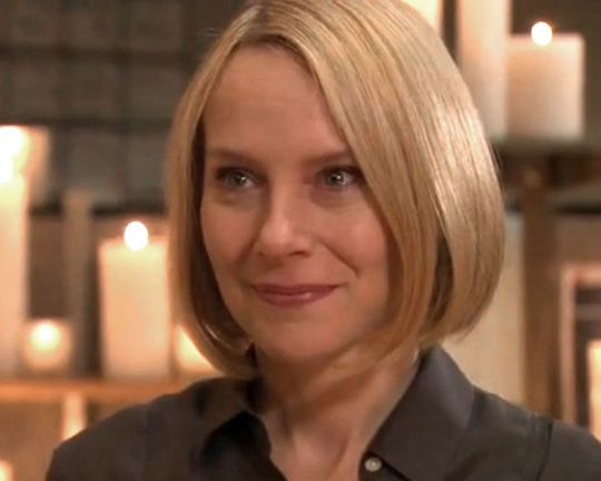 Holly Flax - The Office .