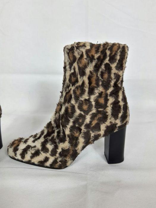D&G Dolce Gabbana - tronchetti maculati