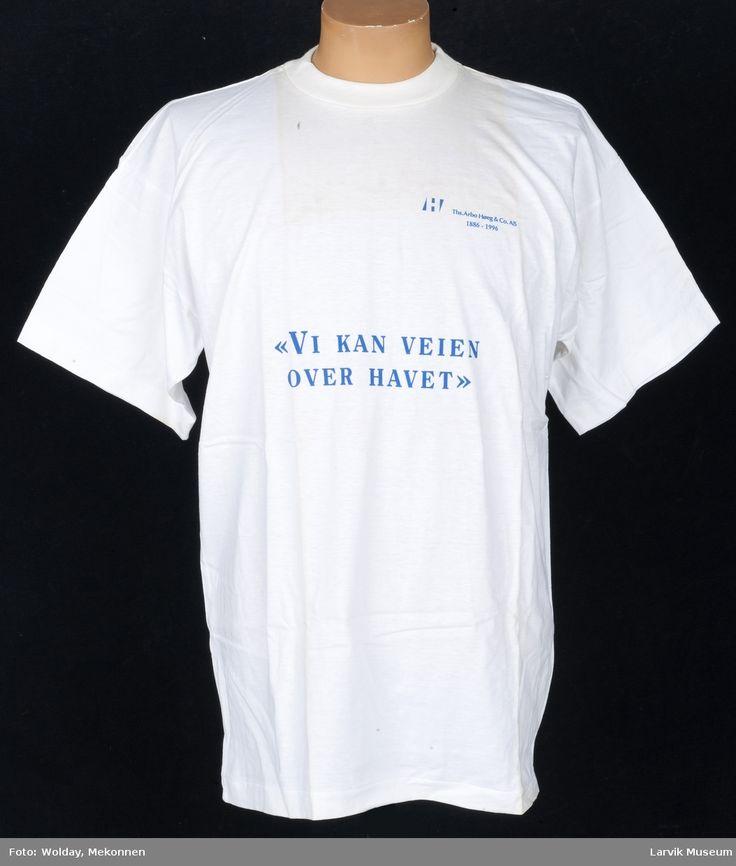 DigitaltMuseum - Skjorte