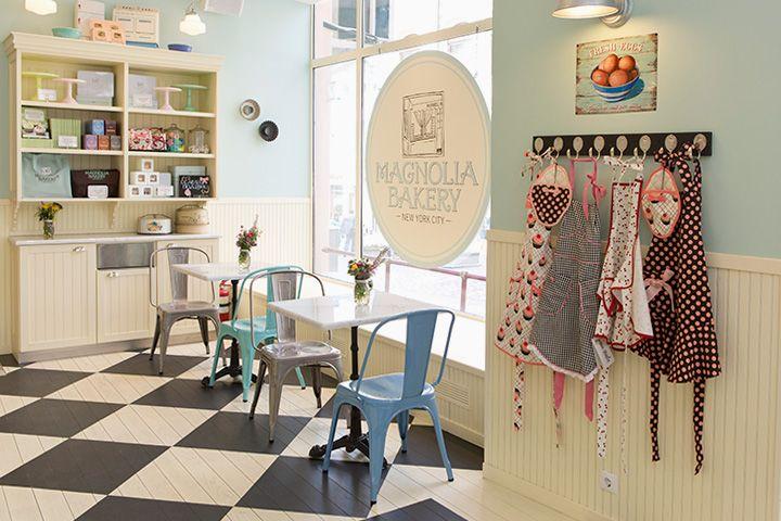 Афиша Город: Кондитерская Magnolia Bakery, «Натахтари» и «Детский магазин» на…