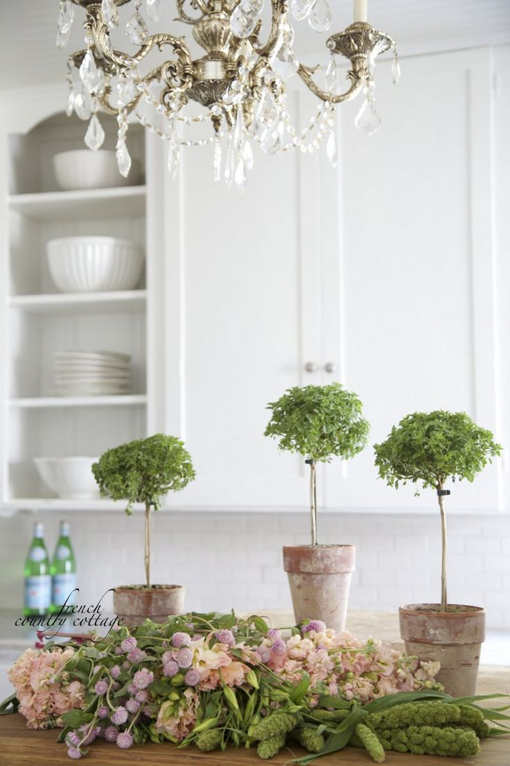FRENCH COUNTRY COTTAGE Kitchen Pinterest