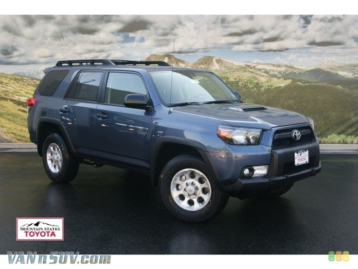 2011 Toyota 4Runner Trail Edition with KDSS. I had one of these being held for me at a dealership. I piled the family in the car and drove to the dealership in a blizzard for an hour and a half. We got there and a different salesman had sold it over the phone to somebody 1500 miles away. I tried to make a phone deposit prior to leaving and was told it wasn't necessary. Then the other salesman wouldn't release it, and I lost out on my 2011 Trail Edition 4Runner. What a drag. I never did find…