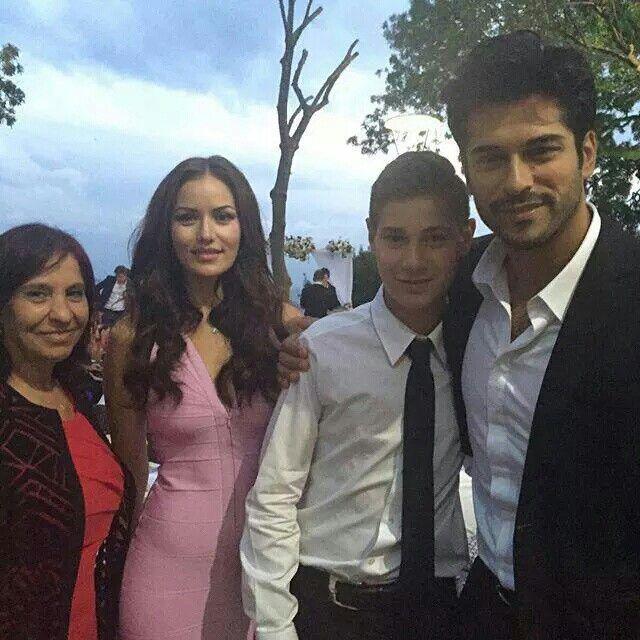 Fahriye Evcen Burak Ozcivit #fromwedding