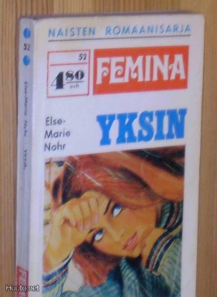 femina kirjat