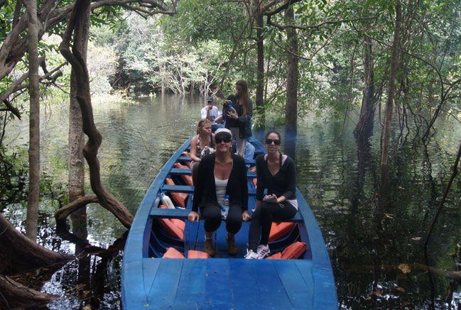 Amazon: Miltäs kuulostaisi viikon seikkailu syvällä Amazonin sademetsässä? TEMA-kiertomatkalla se on mahdollista: http://www.temamatkat.fi/Matkavalikoima/Etela-Amerikka/Brasilia/