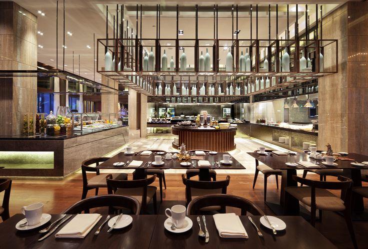 Feast Restaurant Sheraton Guangzhou Huadu Resort