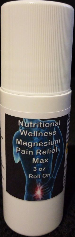 Magnesium Oil Pain Relief Max Muscle Relief Headache Relief | Health & Beauty, Natural & Alternative Remedies, Homeopathic Remedies | eBay!