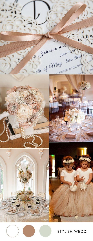 2017 Top 8 Trendy Elegant Wedding Invitations