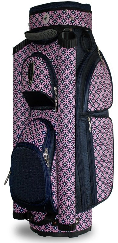Lori s Golf Shoppe  LGS Ladies Golf Cart Bags - Pink Paisley   Want  additional info  Click on the image.  LadiesGolfBags d7b85751cb3cc