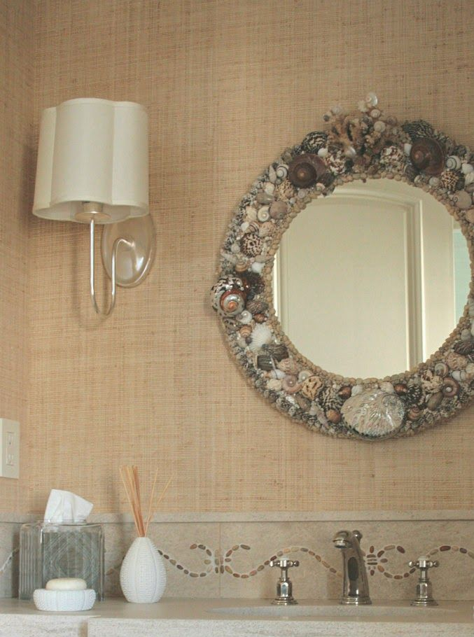 103 Best Mirrors For Beach Homes Images On Pinterest