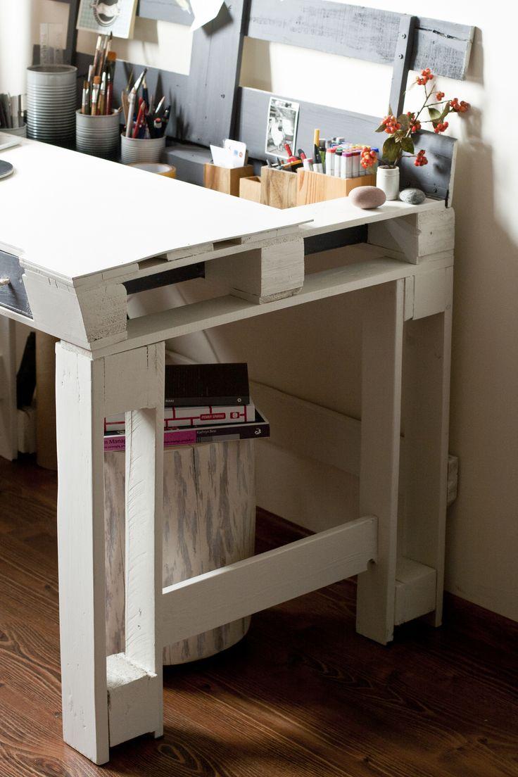 pellet desk