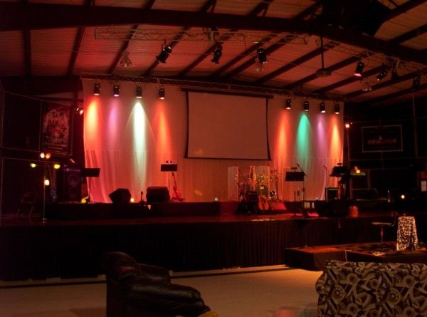 Cool Youth Group Rooms | Youth Room/Sunday School Room Decor | Dustin Sams