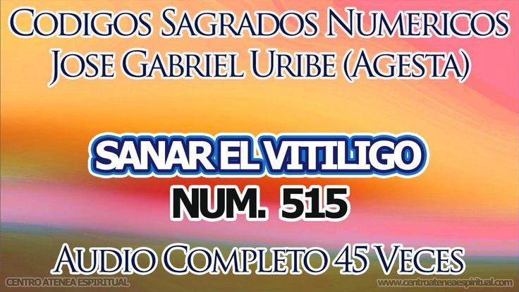VITILIGO CODIGOS SAGRADOS 515.