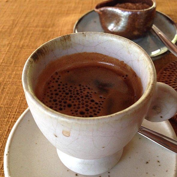 เอสเพรสโซ | Espresso @ ดอยดินแดง | Doy Din Dang Pottery