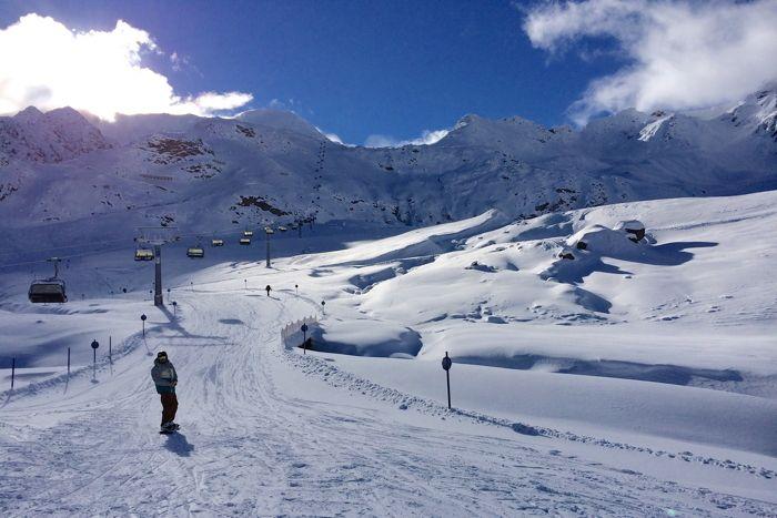 #Kaunertal: die Perle unter den Tiroler Gletschern. #lovetirol