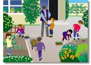 Les cultures faciles à réussir à l'école, au potager et au jardin fleuri
