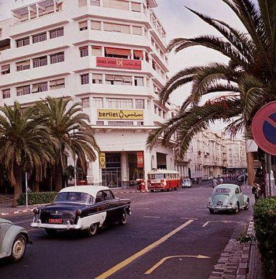 Casablanca 1963 #Casablanca #Maroc #Morocco #Moroccan #History