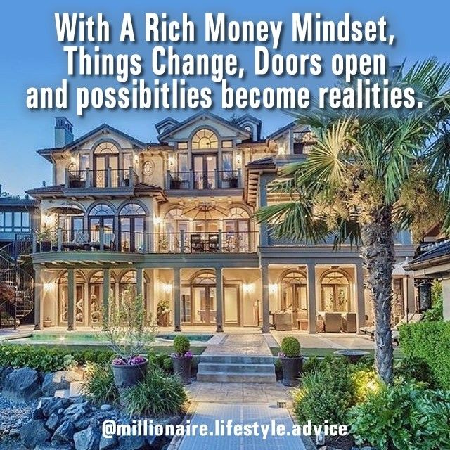 Let YOUR possibilities become a reality too... by millionaire.lifestyle.advice