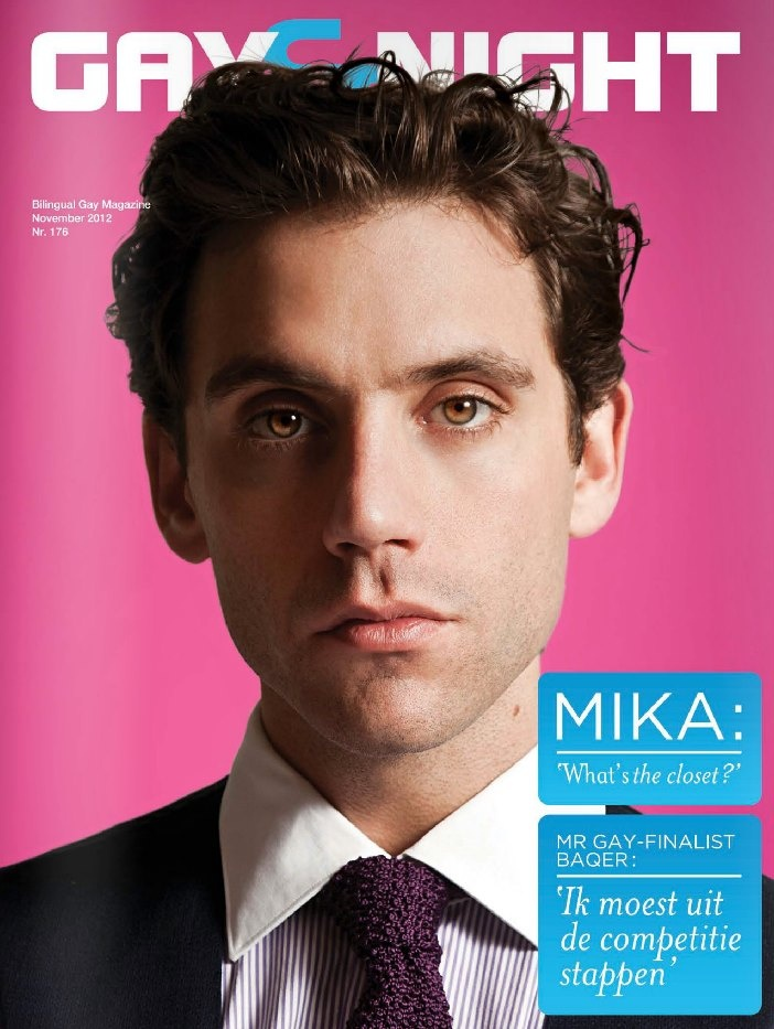 MIKA on Gay & Night