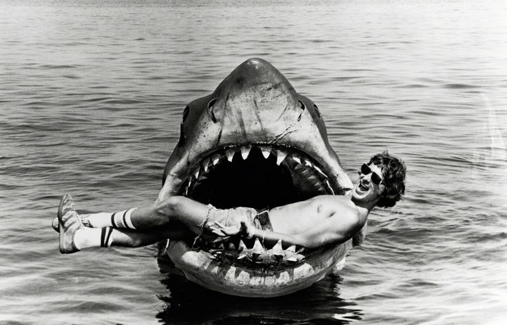 40 years of Spielberg's Jaws film