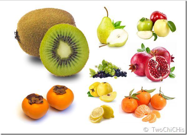 Φρούτα του Οκτώβρη, October's frouits