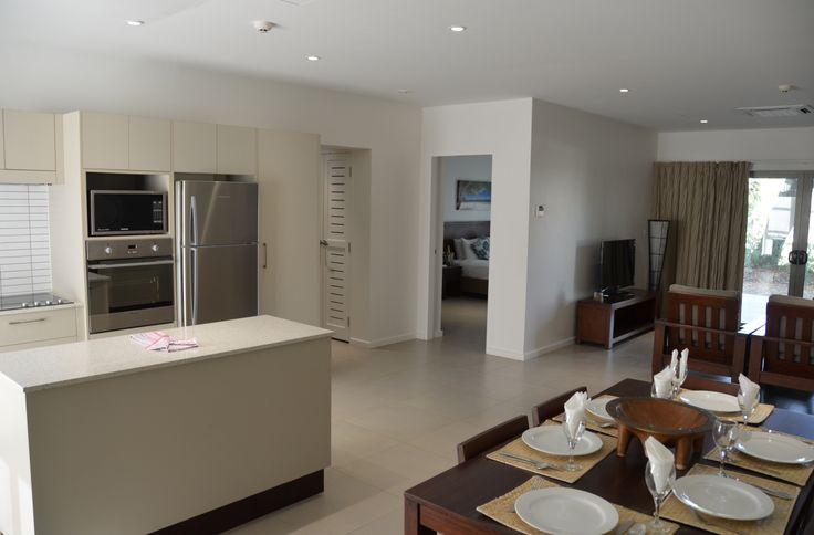 2 Bedroom Deluxe Lounge & Kitchen