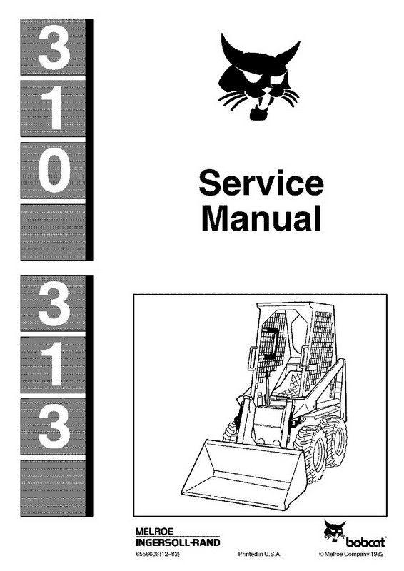 Bobcat 7753 Wiring Diagram