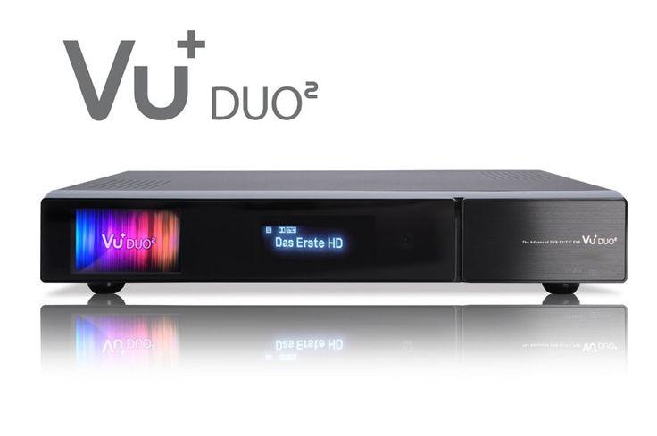 VU+ DUO 2 Twin HDTV PVR 2xC/T - kabel TV Satvision.se