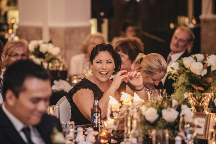 Wedding fun and laughter @mirraprivatedin | G&M DJs | Magnifique Weddings #gmdjs #magnifiqueweddings #brisbanewedding #mirraevents #weddingdjbrisbane @gmdjs