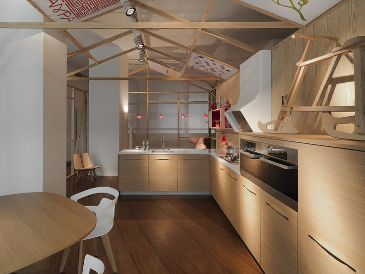 Kitchen PAMPA By SCHIFFINI | Design Alfredo Häberli