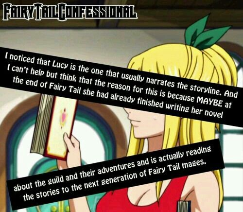 Fairy tail facts. Could this be true!!