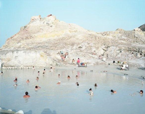 Vulcano Mud Cettina, Vulcano, Italy (#3245) 2009