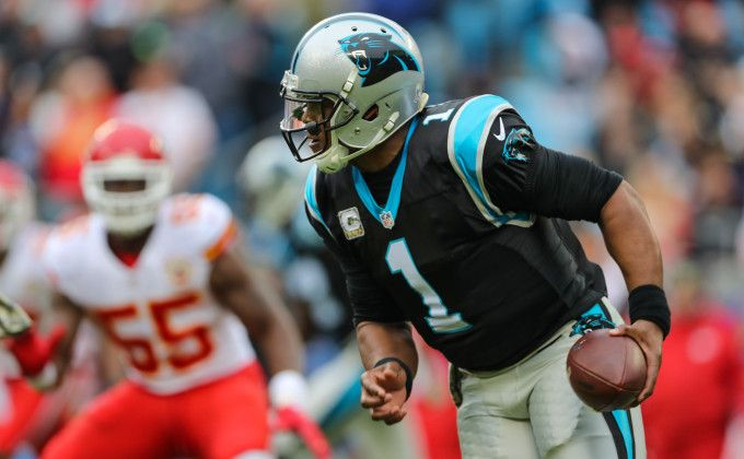 Panthers' strength of schedule should help Cam Newton's numbers