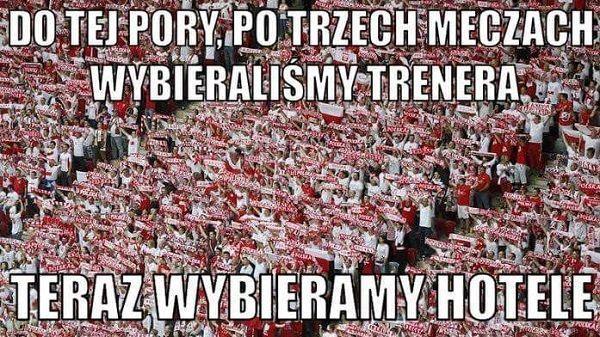 Do tej pory po trzech meczach wybieraliśmy trenera • Kiedyś i dziś po trzech meczach na Mistrzostwach • Memy po meczu Polska Ukraina >> #pol #polska #memy #pilkanozna