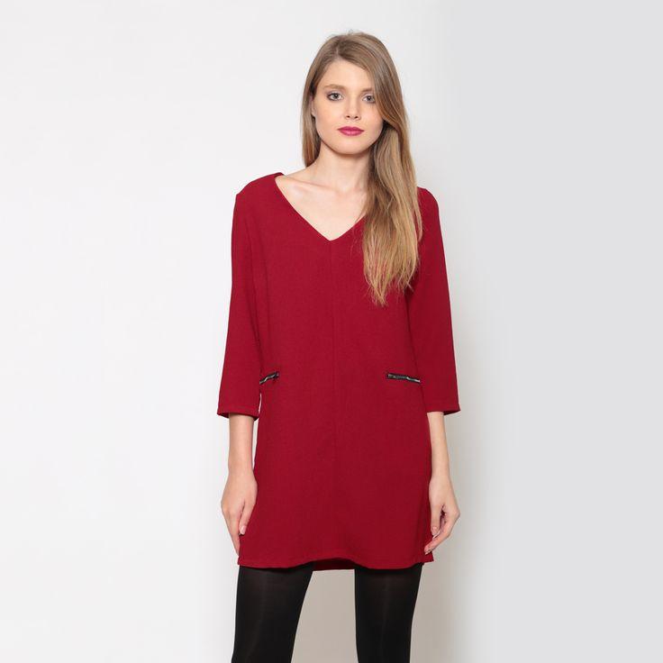 red dress www.mischa.ro