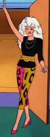 Rock Jem - Cartoon fashions - Roxy