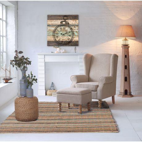 25 einzigartige wanduhr vintage ideen auf pinterest. Black Bedroom Furniture Sets. Home Design Ideas