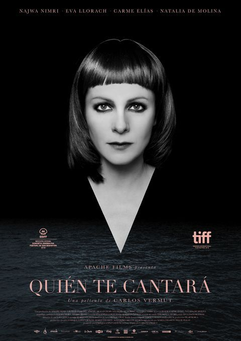 Quién Te Cantará 2018 Mystery Film Spanish Movies Suspense Thriller