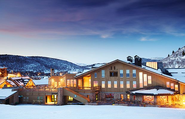 The Best Winter Ski and Snowboard Destinations: Deer Valley, Utah
