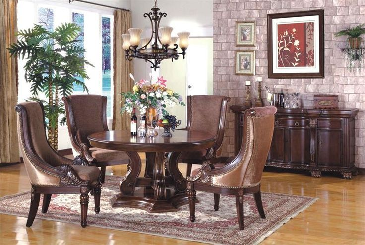 Bedplanet.com   McFerran Home Furnishings RD400 7272 5 Piece Dining Room Set,  $2,379.99 (http://www.bedplanet.com/mcferran Home Furnishings Rd400 7u2026