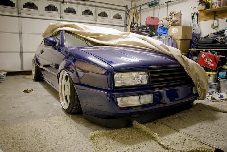 VW Corrado... Wakey Wakey.