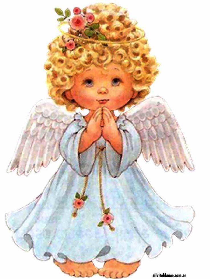 милые ангелята картинки итоге получилось