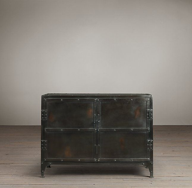 Industrial Tool Chest Small Sideboard 787