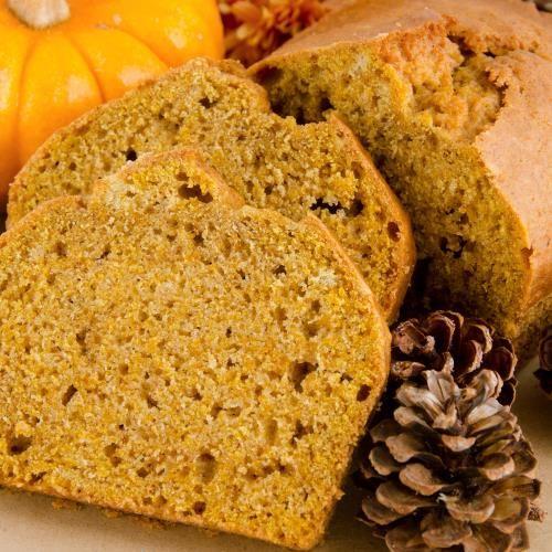 MSN (@MSN) | Twitter > Pumpkin bread